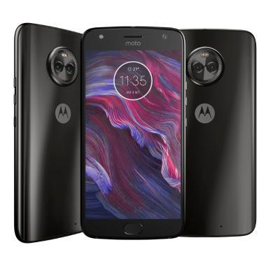 Smartphone Motorola Moto X4 5.2'' Dual Chip 32gb 3gb Ram Android 7.1 Câmera Dual 12 Mp e 8 Mp Octa-core Xt1900 Preto
