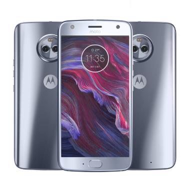 Smartphone Motorola Moto X4 5.2'' Dual Chip 32gb 3gb Ram Android 7.1 Câmera Dual 12 Mp e 8 Mp Octa-core Xt1900 Topázio