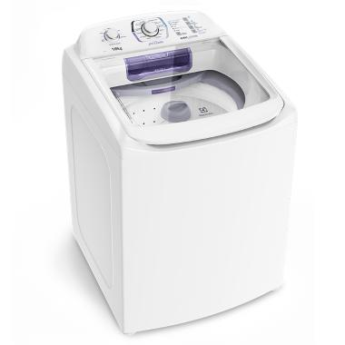 Lavadora de Roupa 16 Kg Branco Electrolux - 110v - Lac16
