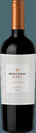 Montgras Aura Reserva Carmenere