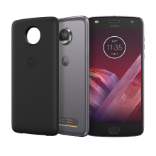 Smartphone Motorola Moto Z2 Play Power Platinum Tela 5,5