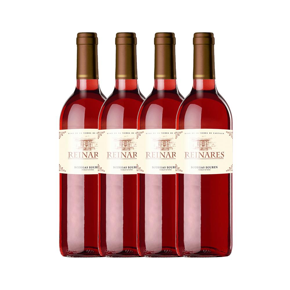 11cfd25f1 Reinares Rosé 2017 com 4 Garrafas
